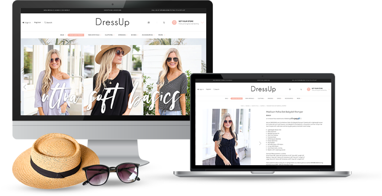 DressUp - BOPIS Click&Collect BigCommerce
